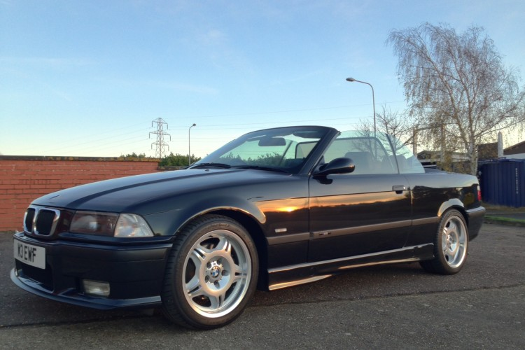 bmw e36 m3 evo convertible appreciating classics. Black Bedroom Furniture Sets. Home Design Ideas